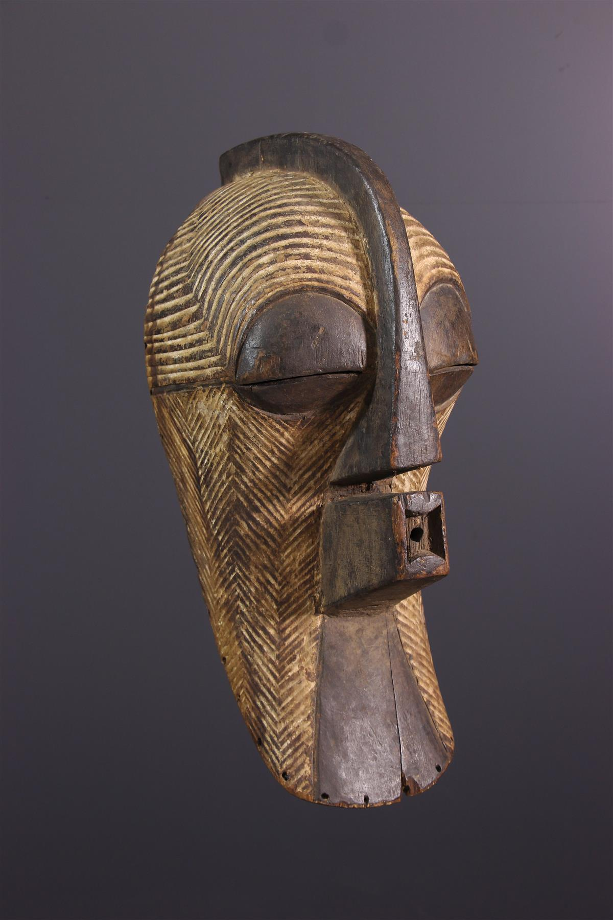 Masque Songye - Art tribal