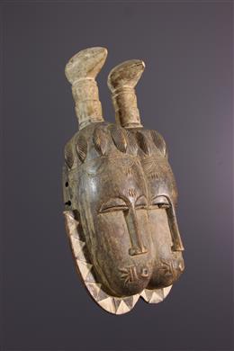 Masque Lomane - Art tribal