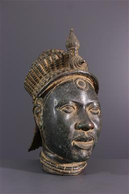 Bronze Ifé - Art tribal