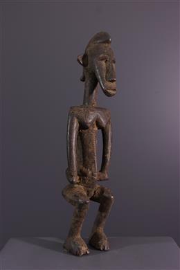 Statuette Senoufo - Art tribal
