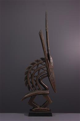 Masque Bambara - Art tribal
