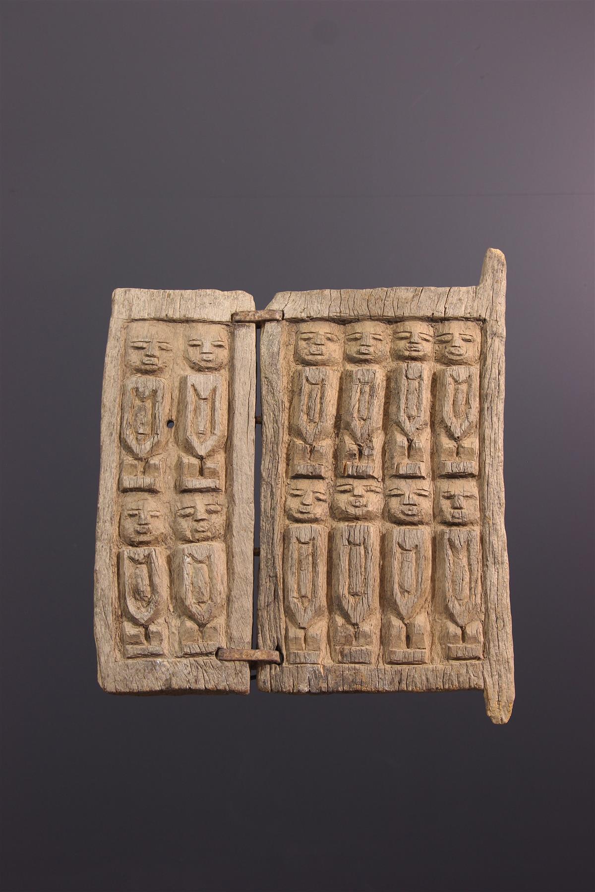 Volet Dogon - Art tribal