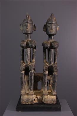 Art tribal - Couple dancêtres Dogon