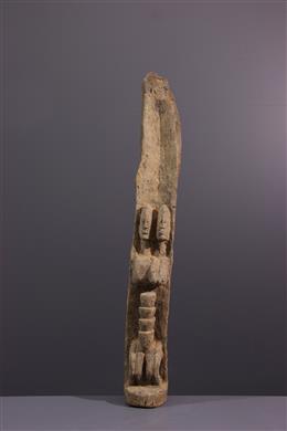 Couple Tellem - Art tribal