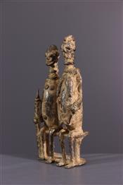 bronze africainStatuettes Dogon