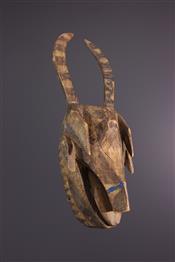 Masque africainMasque Bamana