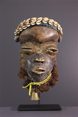 Masque Wobé - Art tribal