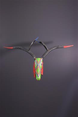 Masque Bozo - Art tribal