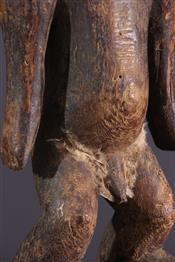 Statues africainesStatue Montol