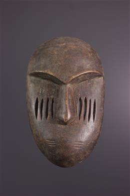 Masque Yela - Art tribal