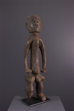Statue Montol - Art tribal