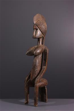 Reine Bambara  - Art tribal