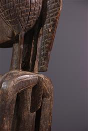Statues africainesReine Bambara