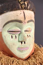 Masque africainMasque Mbala