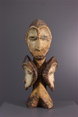 Statuette Lega - Art tribal