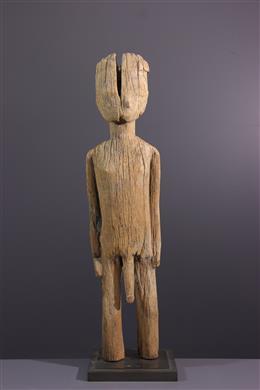 Statue Sakalava - Art tribal