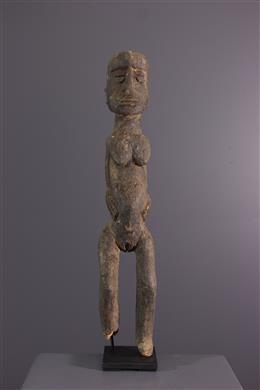 Figure féminine Lobi Bateba