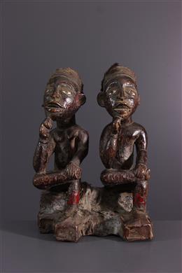 Statuettes Kongo - Art tribal