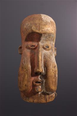 Masque Kakungu - Art tribal