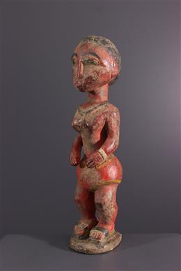 Fétiche Baoule - Art tribal