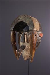 Masque africainMasque Eket