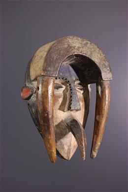 Masque Eket - Art tribal