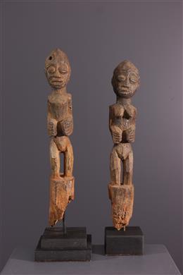 Statues Vaudou - Art tribal