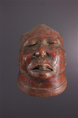 Masque Makonde - Art tribal