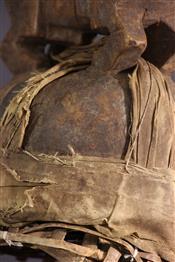 Masque africainCoiffe Dogon