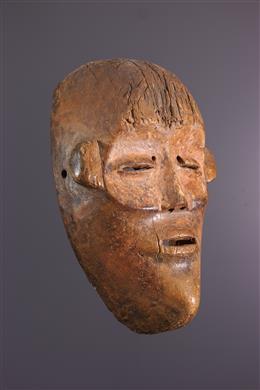 Masque Dinga - Art tribal