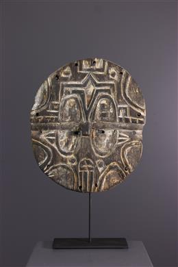 Masque Teke - Art tribal