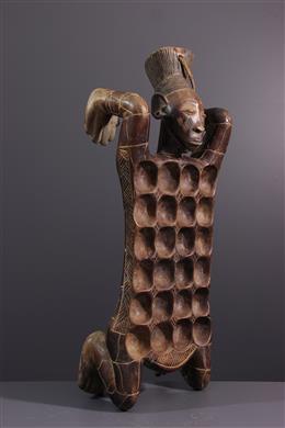 Awale Mangbetu - Art tribal