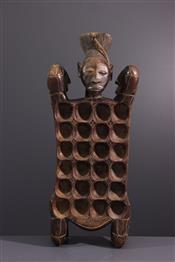 Statues africainesAwale Mangbetu