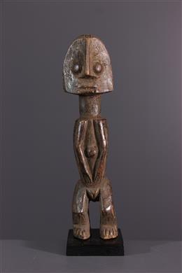 Statuette Kumu - Art tribal