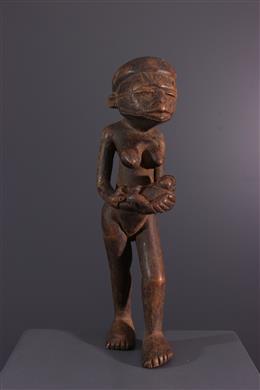 Figure de maternité Makonde
