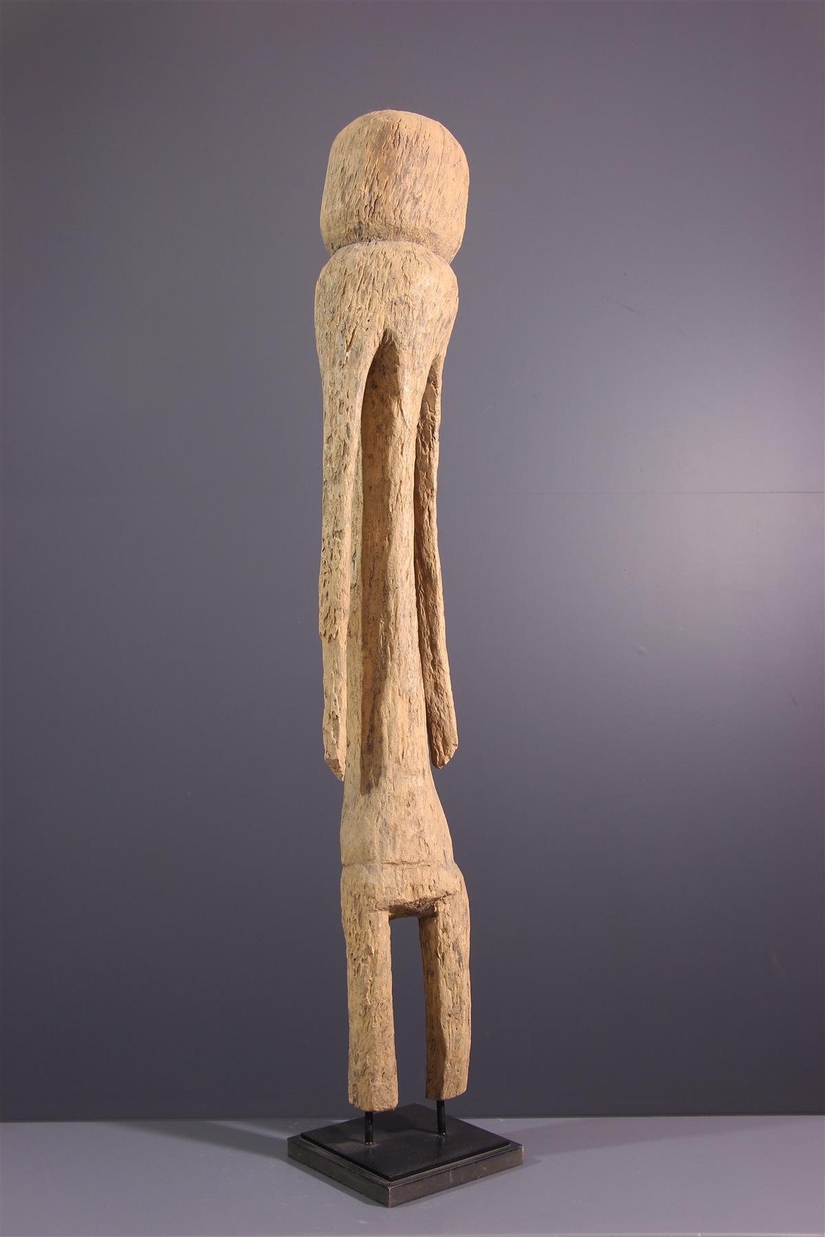 Statue Moba Tchitcheri - Art tribal