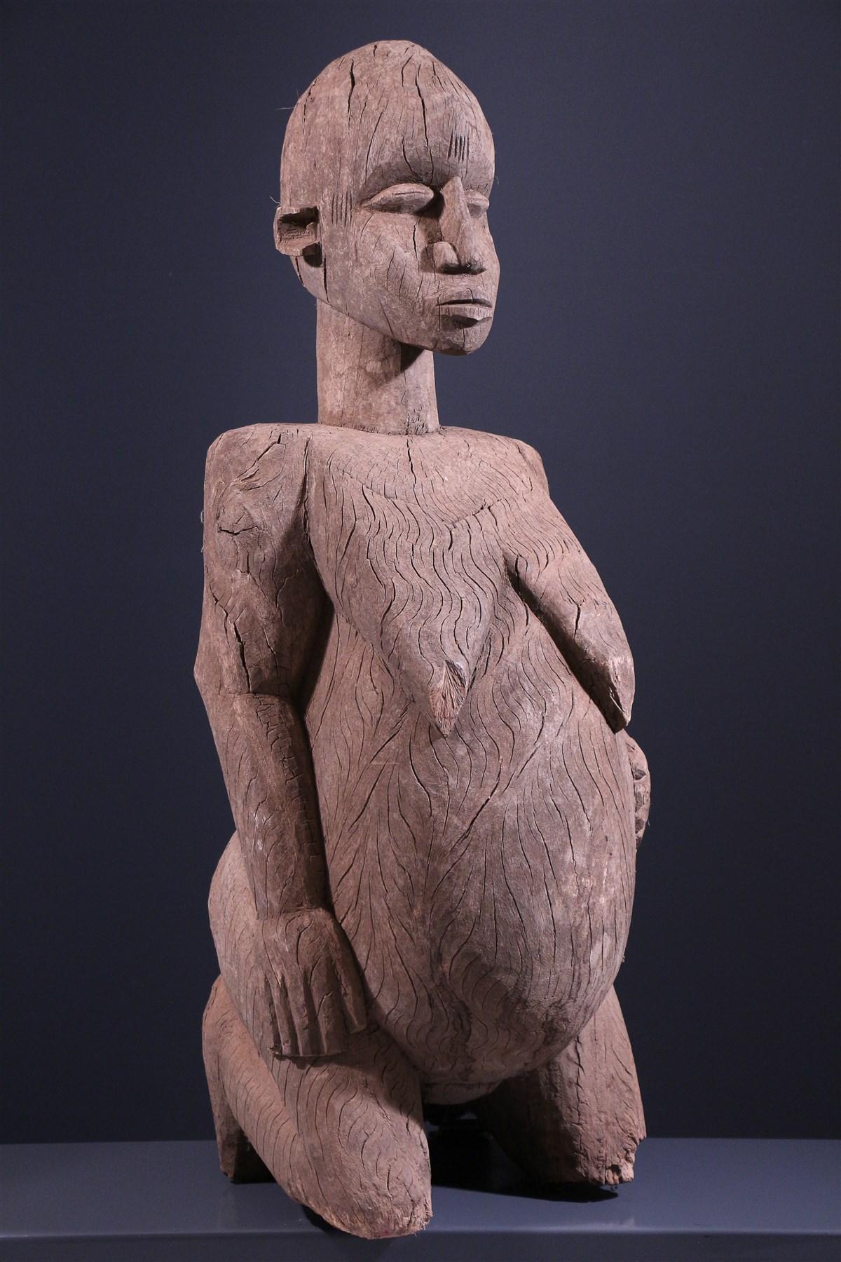 Grande maternité Lobi - Art tribal
