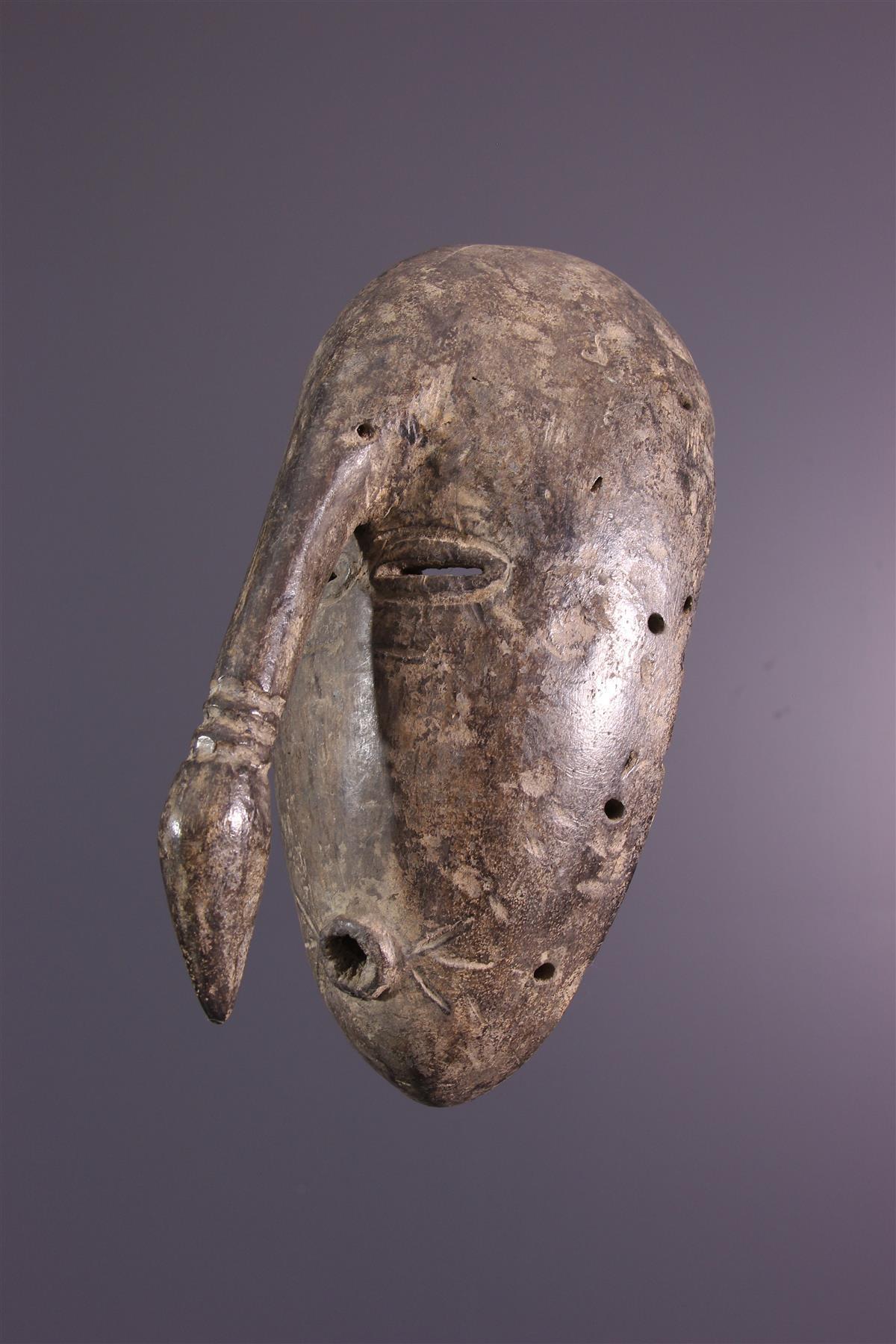 Masque Ligbi Djimini - Art tribal