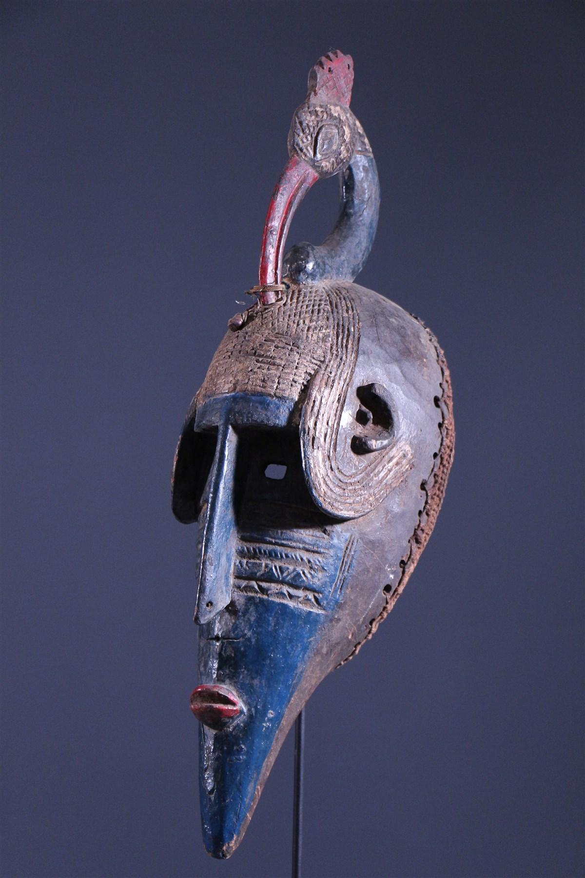 Masque Markha - Art tribal